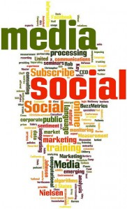 Social Media Monitoring Wordle - CC BY-NC 2.0 Eric Schwartzmann